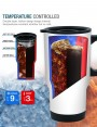14 OZ Stainless Steel Travel Sublimation Mug for Heat Transfer Printing