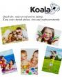 KoalaInkjet Double Sided MattePhotoPaper 13x19 Inch 120gsm 110 Sheets Used For All Inkjet Printers