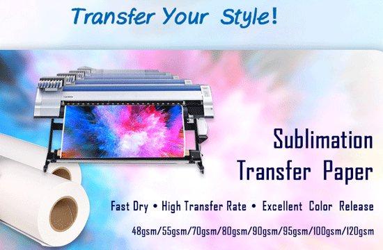 How to Choose sublimation paper